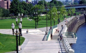 McCall Park - portland