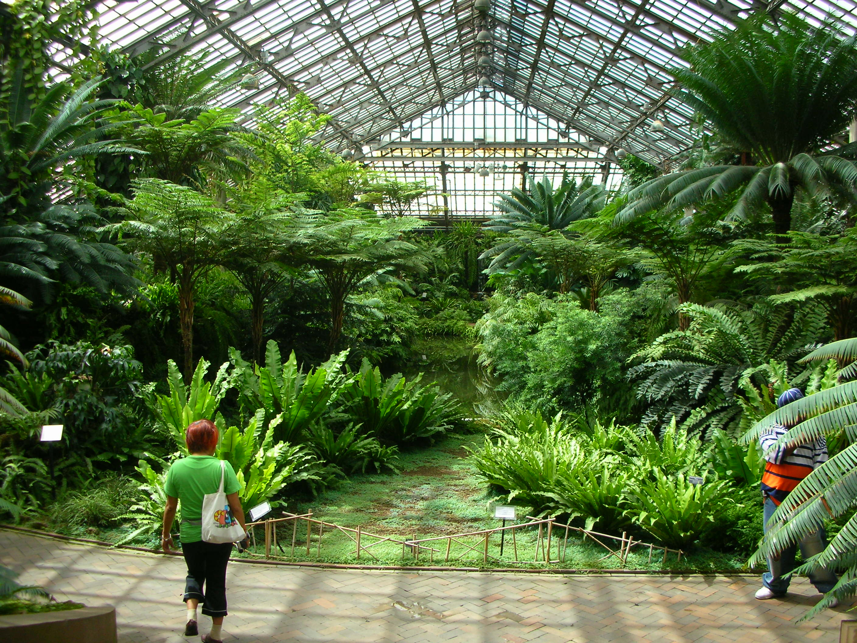 Lincoln Park Conservatory Strawville