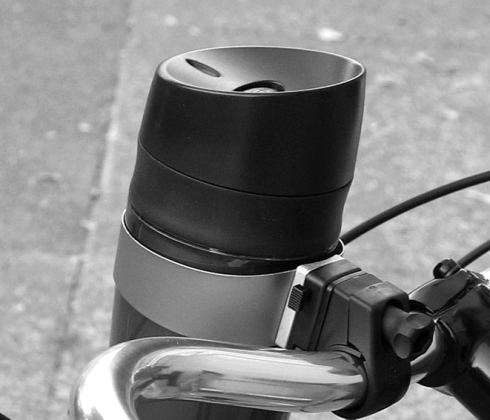 travel mug coffee holder moss design